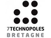 logo des 7 technopoles de Bretagne